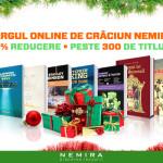 Targul Online de Craciun 2013 – Carti Nemira