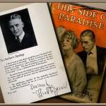 Dincoace de Paradis – F. Scott Fitzgerald