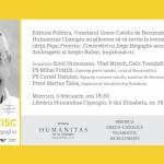 Papa Francisc. Convorbiri cu Jorge Bergoglio – Lansare de Carte