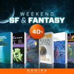 40% reducere carti SF & Fantasy