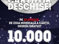 Noaptea Cartilor Deschise 2014 – Editura Litera