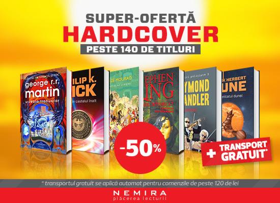 Reducere Nemira Hardcover -50%