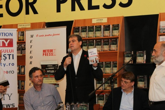 Post-Bookfest 2014, Editura Meteor Press