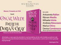 """""""Portretul lui Dorian Gray"""", de Oscar Wilde – o noua traducere de Antoaneta Ralian"""
