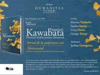 """""""Jurnal de la şaisprezece ani. Adolescentul"""" – Seară japoneză dedicată lui Yasunari Kawabata"""