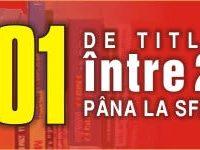 """REDUCERILE CONTINUĂ în reţeaua Librarul pentru """"1001 DE TITLURI"""""""