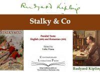 """Stalky & Co"", de Rudyard Kipling. Texte Paralele : Engleza (1899) și Romana (1932)"