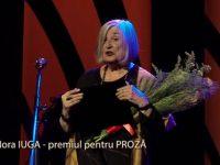 Gala Premiilor Radio România Cultural – Castigatori: Miruna Vlada (poezie) si Nora Iuga (proza)