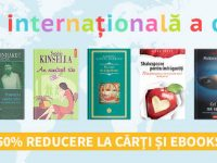 Reduceri de Ziua Internationala a Cartii