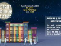 Noaptea Cartilor Deschise 2015