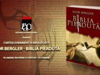 Biblia pierduta – Igor Bergler