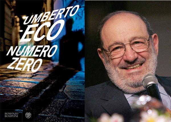 """Numărul zero"" – Umberto Eco"