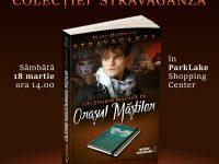 Romanul fantastic de aventuri Călătorie magică în Oraşul Măştilor, primul din seria Stravaganza, va fi lansat în 18 martie şi în România!