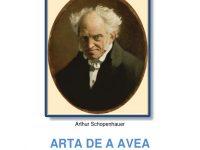 Arta de a avea intotdeauna dreptate – Arthur Schopenhauer
