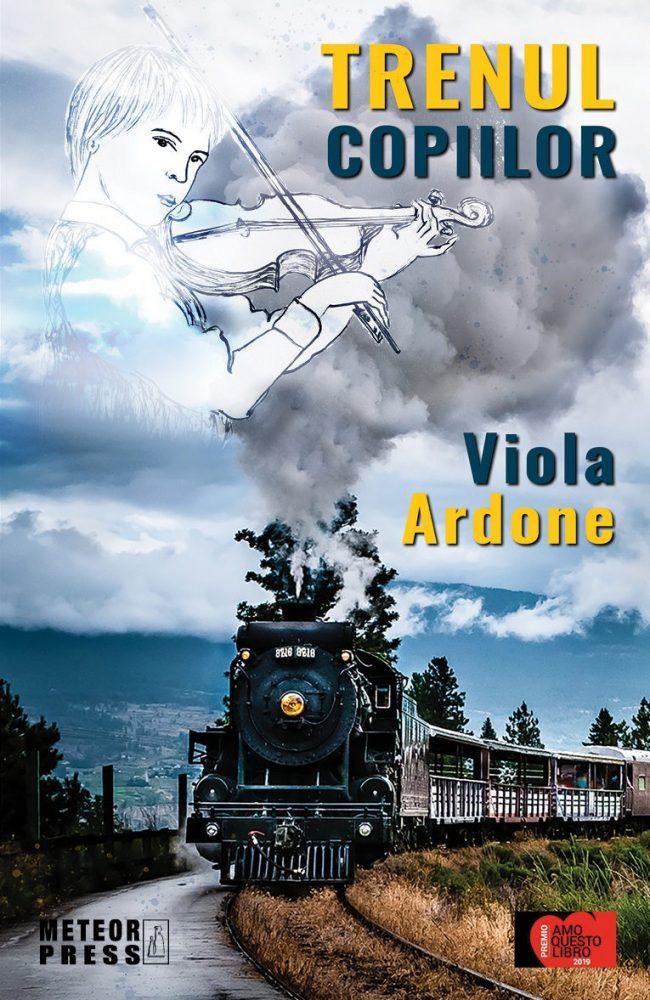 Trenul copiilor, Viola Ardone