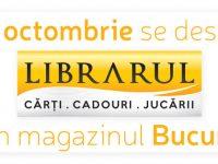 LIBRARUL rezistă pandemiei! O nouă librărie în magazinul Bucur Obor!